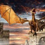 ¿Cuál es la diferencia entre los dinosaurios y los dragones?