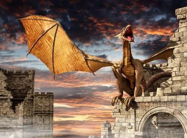 diferencia entre dinosaurios y dragones