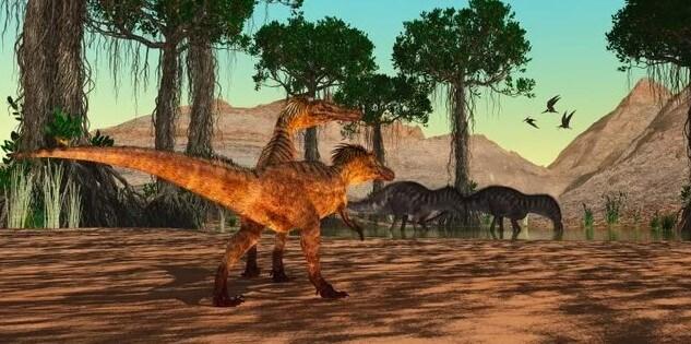 Los dinosaurios serían un reto para entrenar
