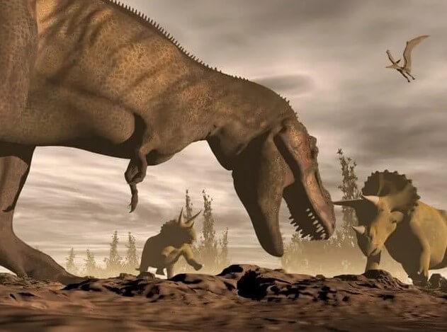 El-t-rex-fue un depredador