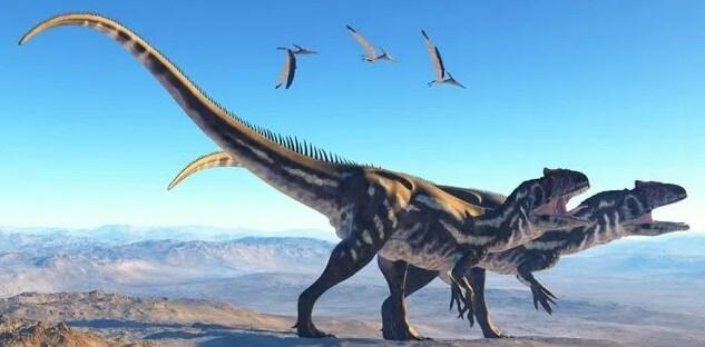todos los dinosaurios tenían cola