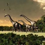 Guía de dinosaurios herbívoros