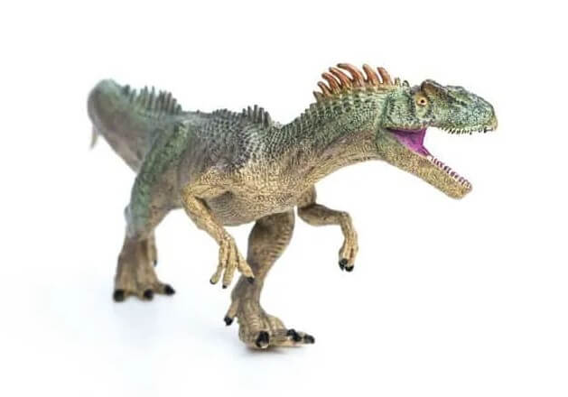 Allosaurios-era un depredador