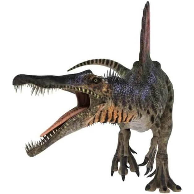 El Spinosaurio