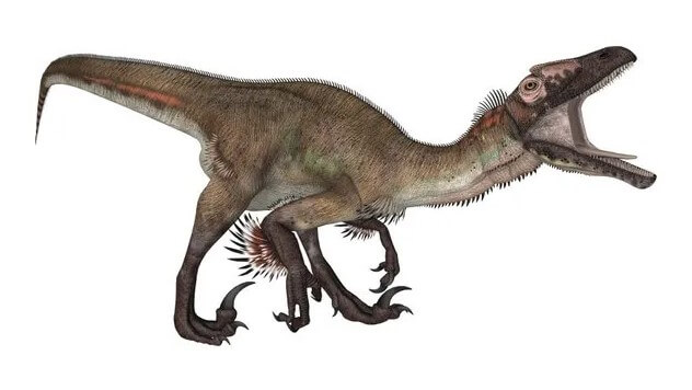 Utahraptor-dinosaurios más aterradores