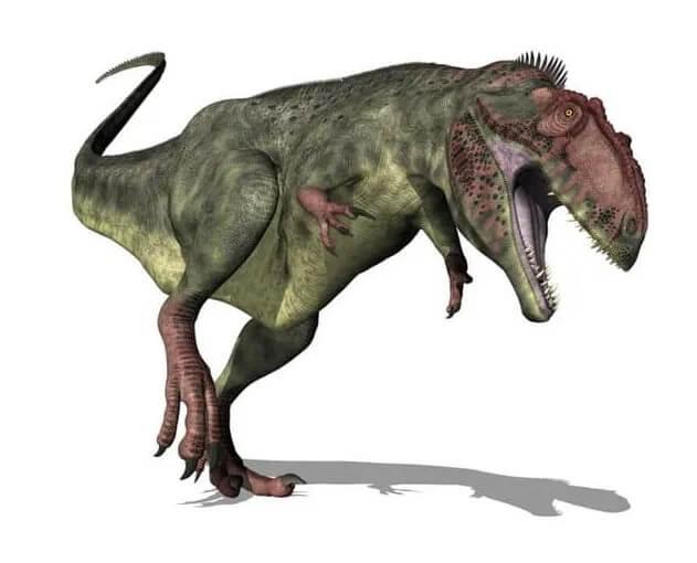 El Giganotosaurus fue uno de los dinosaurios más aterradores