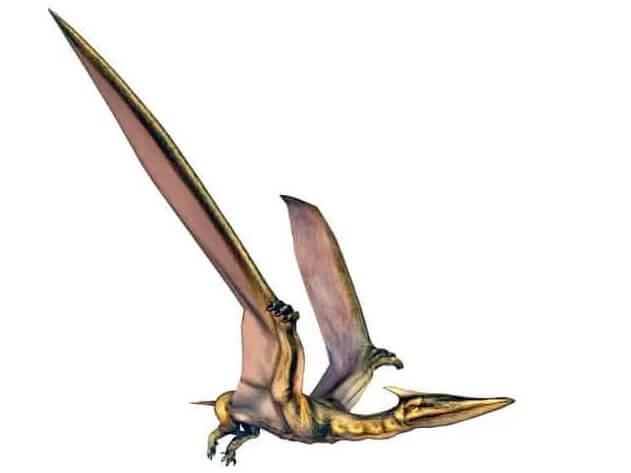 Quetzalcoatlus-un reptil volador de Argentina