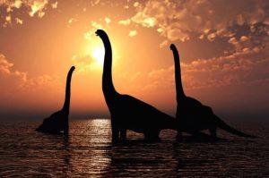 dinosaurios de cuello largo