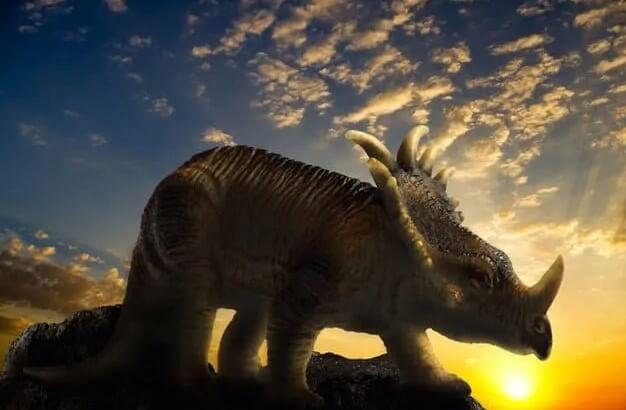 los dinosaurios se protegieron de muchas maneras diferentes
