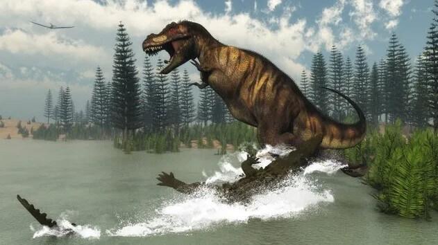 prehistóricos-aligatores-que-pueden-haber-cazado-los-dinosaurios-rex