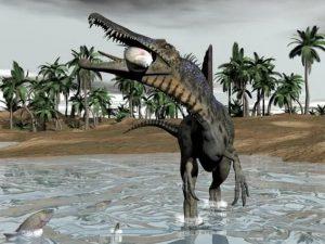 seres vivos similares a dinosaurios