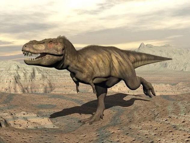 Dinosaurios aventureros que agitarían el suelo